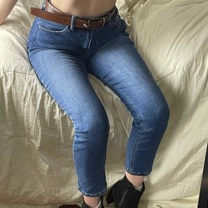 ✨NEW✨ High-Rise Slim Fit Straight Leg Jeans